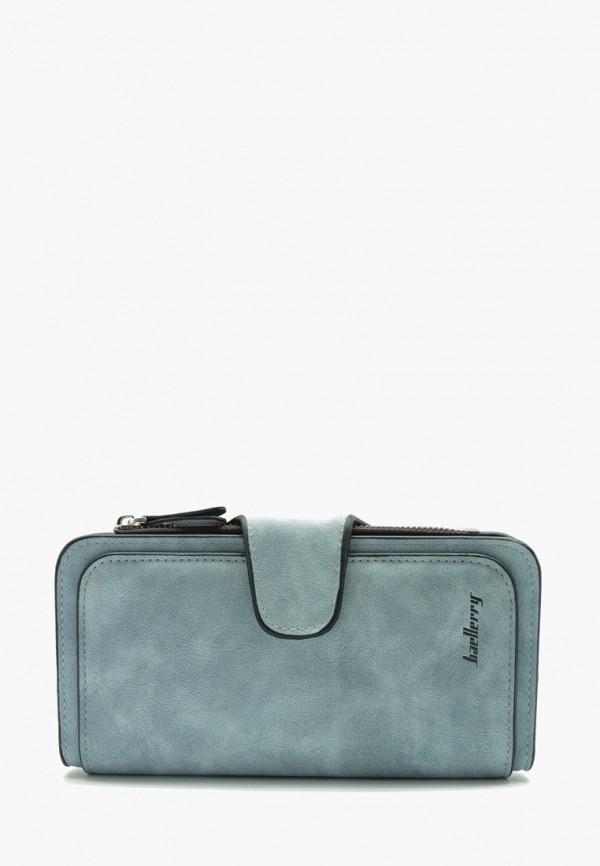 женский кошелёк baellerry, голубой