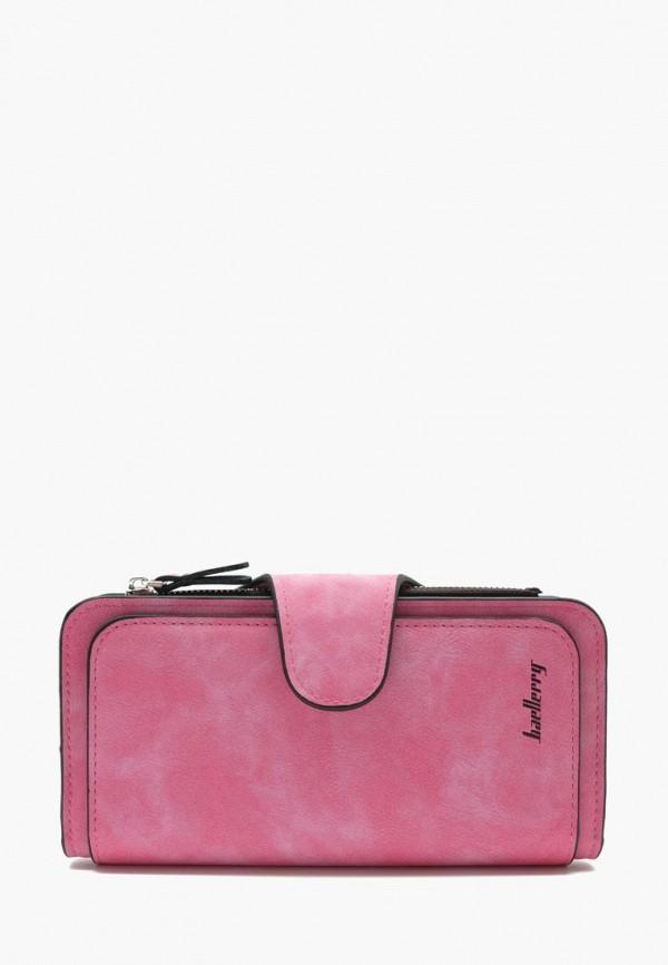 женский кошелёк baellerry, розовый