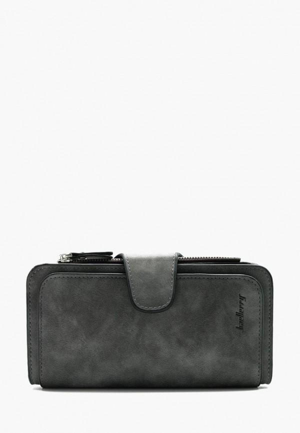 женский кошелёк baellerry, серый