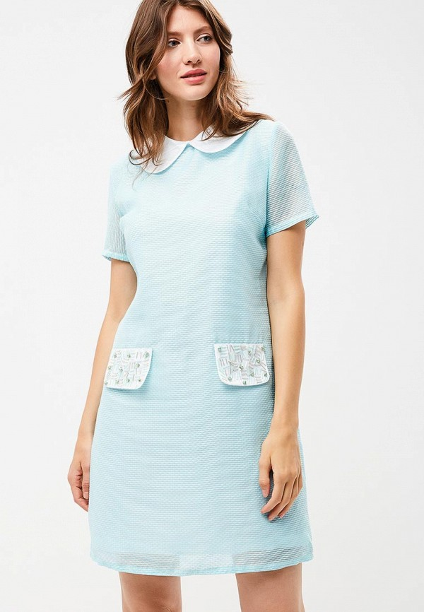 Платье Bezko Bezko MP002XW18TQG