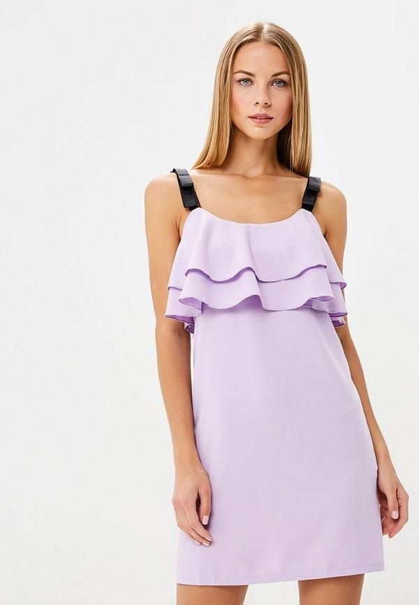 Купить Платье Gepur, MP002XW18TUT, фиолетовый, Весна-лето 2018