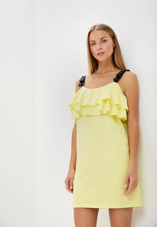Купить Платье Gepur, MP002XW18TUU, желтый, Весна-лето 2018
