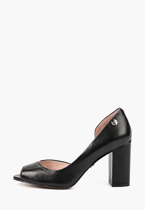 Купить Туфли Marco Bonne`, mp002xw18tvo, черный, Весна-лето 2018