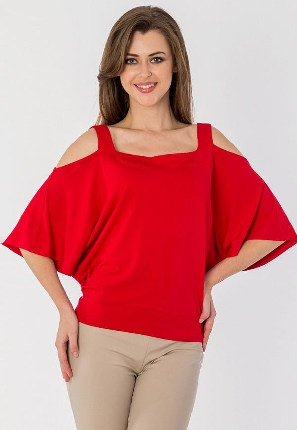 женская блузка s&a style, красная