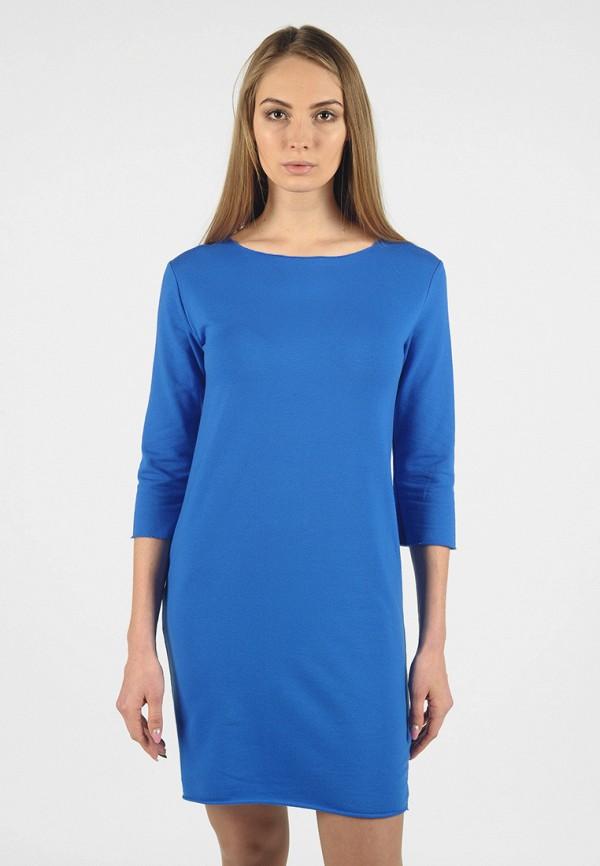 Фото - Женское платье Intrico синего цвета