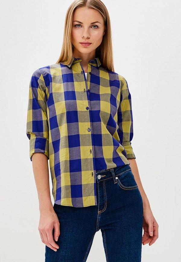 Рубашка Твое Твое MP002XW18UCP джинсытемн сини твое