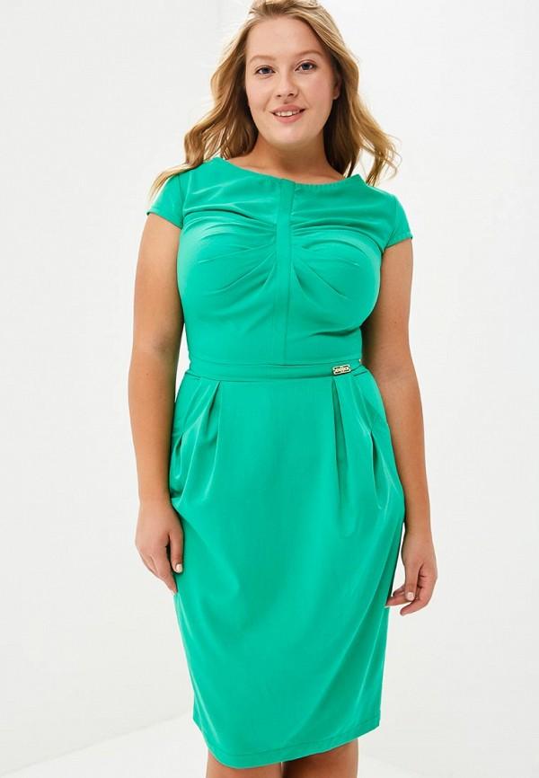 женское платье bezko, зеленое