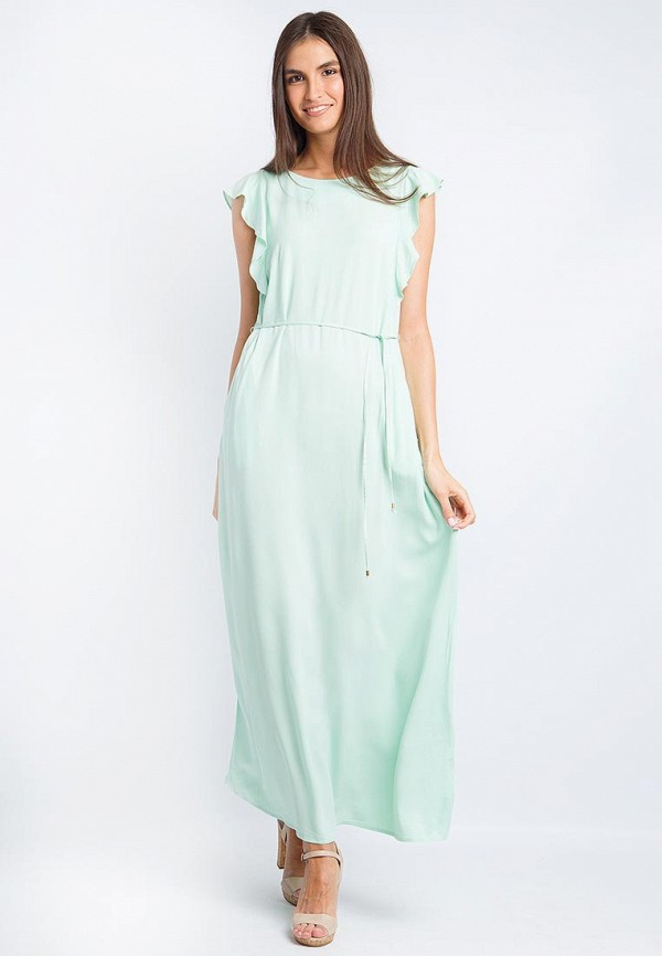 Платье Finn Flare Finn Flare MP002XW18UQK lace overlay fit and flare dress