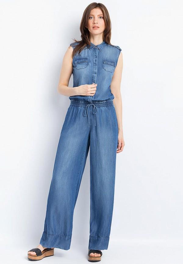 Комбинезон джинсовый Finn Flare Finn Flare MP002XW18UQN цена 2017