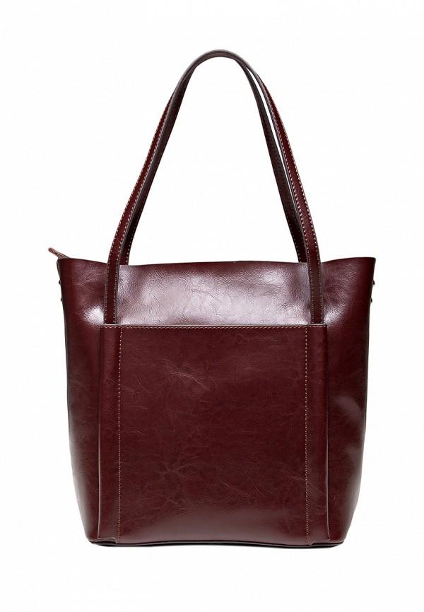женская сумка royalbag, коричневая