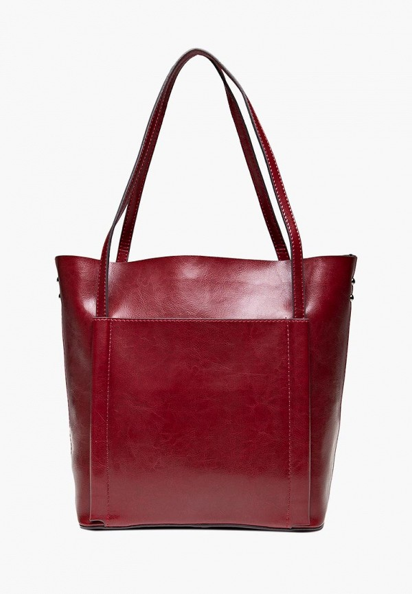 женская сумка royalbag, красная