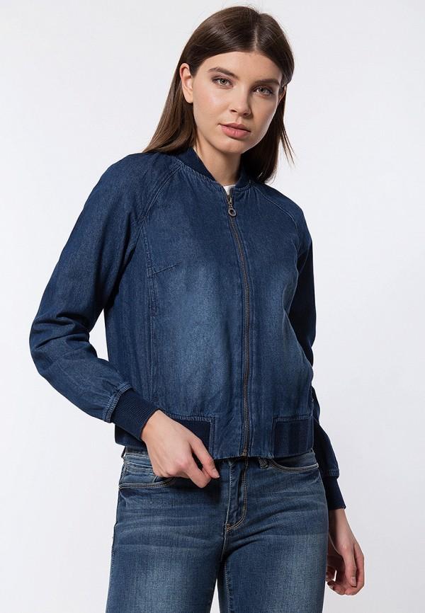 Купить Куртка джинсовая Finn Flare, mp002xw18ve2, синий, Весна-лето 2018