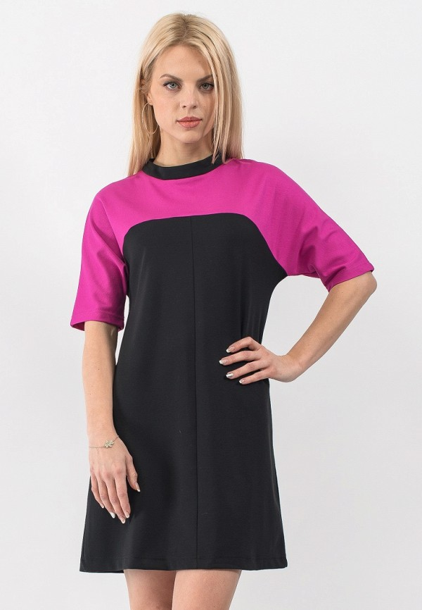 Купить Платье Gloss, MP002XW18VFM, черный, Весна-лето 2018