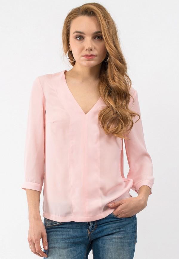 Купить Блуза Gloss, MP002XW18VFW, розовый, Весна-лето 2018