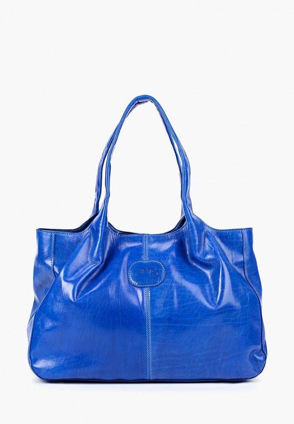женская сумка alexander tsiselsky, синяя