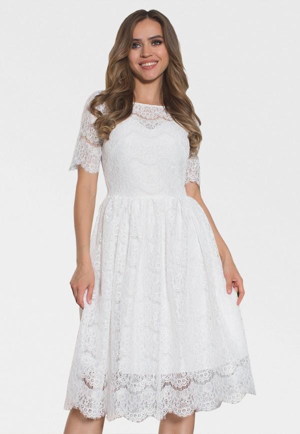 Платье Zerkala цвет белый