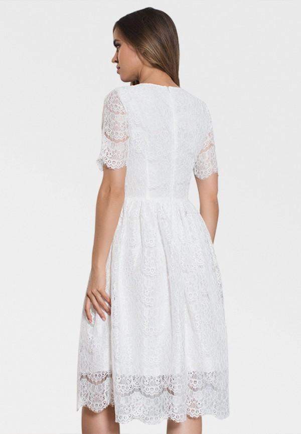 Платье Zerkala цвет белый  Фото 2