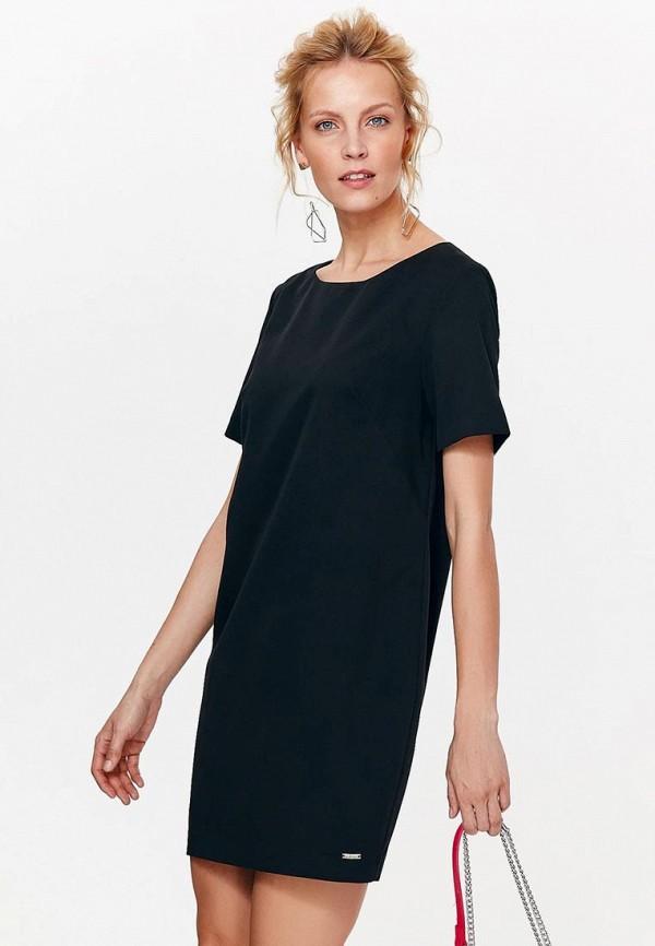 Платье Top Secret Top Secret MP002XW18W4B boho print dip hem chiffon top