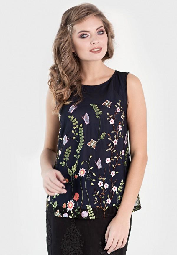 Купить Блуза Filigrana, MP002XW18W8Z, черный, Весна-лето 2018