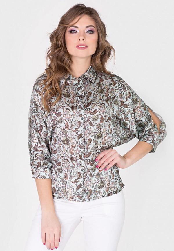 Купить Блуза Filigrana, mp002xw18w90, бирюзовый, Весна-лето 2018