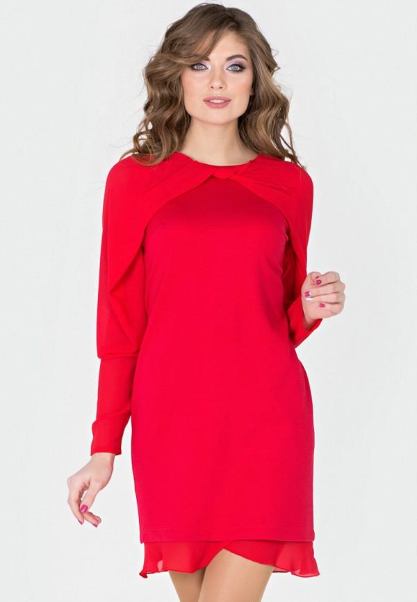 Купить Платье Filigrana, mp002xw18w9c, красный, Весна-лето 2018