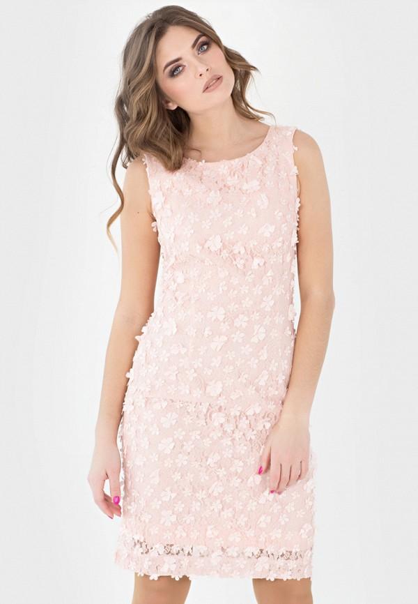 Купить Платье Filigrana, MP002XW18W9D, розовый, Весна-лето 2018