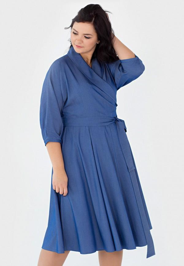Купить Платье Filigrana, mp002xw18w9f, синий, Весна-лето 2018