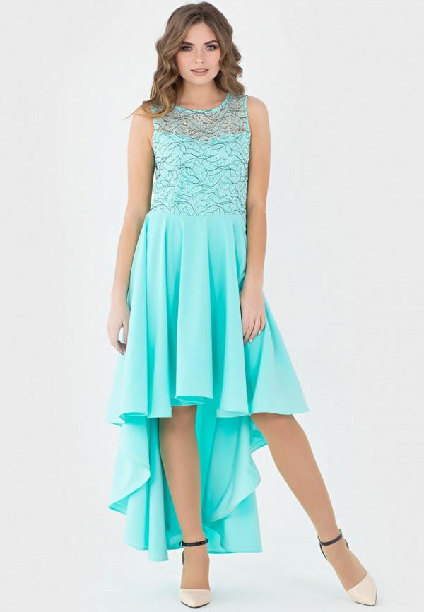 Купить Платье Filigrana, mp002xw18w9g, бирюзовый, Весна-лето 2018