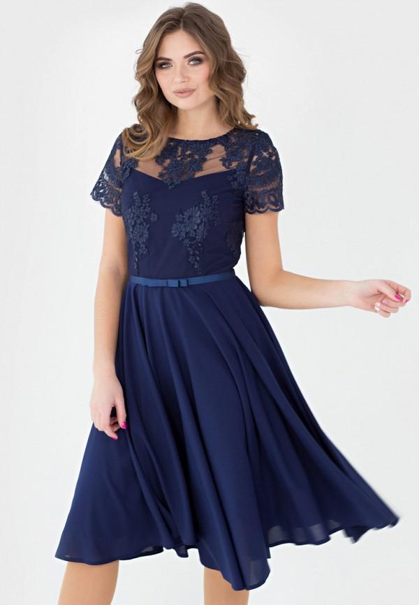 Купить Платье Filigrana, MP002XW18W9J, синий, Весна-лето 2018