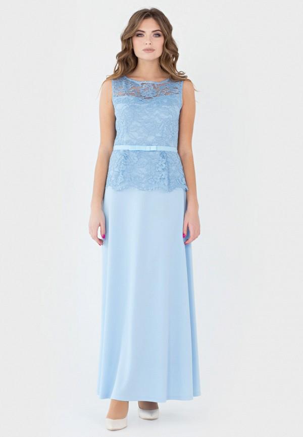 Купить Платье Filigrana, MP002XW18W9M, голубой, Весна-лето 2018