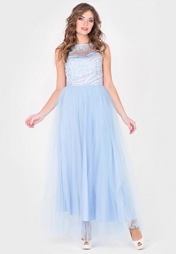 Купить Платье Filigrana, MP002XW18W9P, голубой, Весна-лето 2018