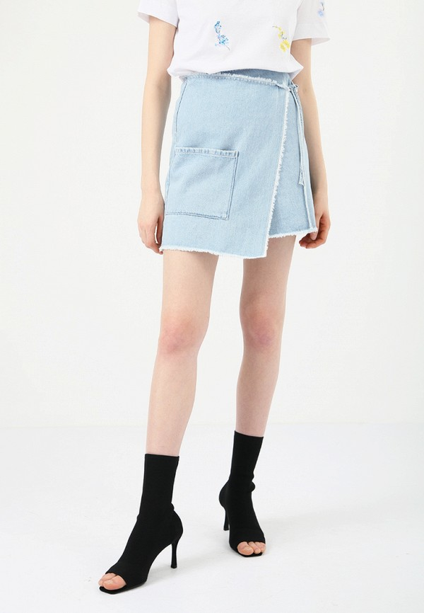 Джинсовые юбки Lime