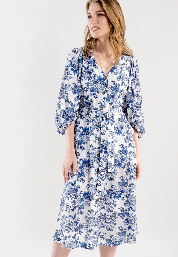 Купить Платье MARI VERA, MP002XW18WMB, белый, Весна-лето 2018