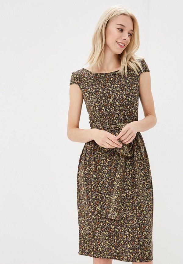 Купить Платье RUXARA, MP002XW18WRN, коричневый, Весна-лето 2018