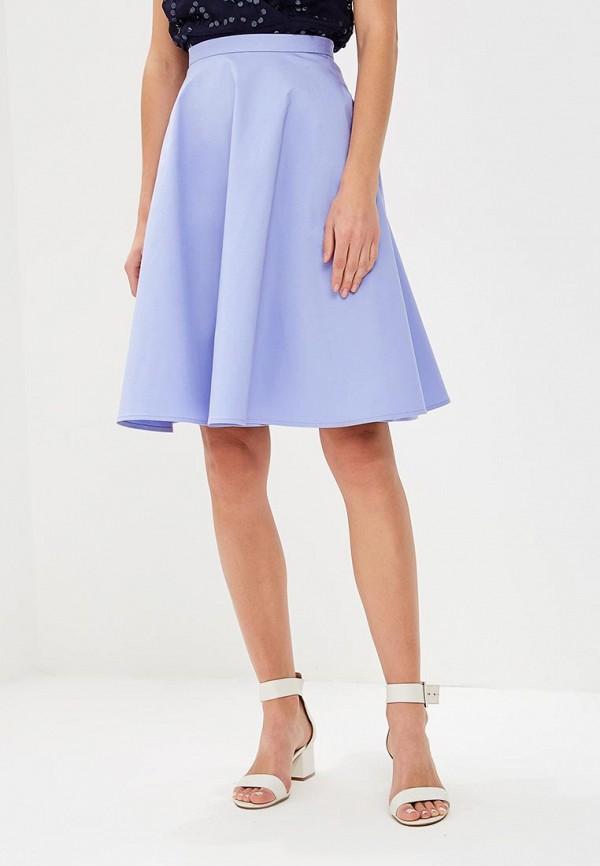 женская юбка ruxara, фиолетовая