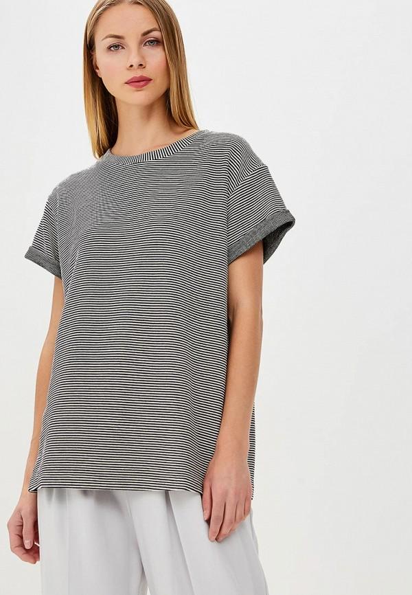 женская футболка с коротким рукавом ruxara, серая