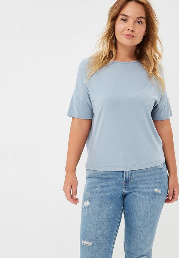 Купить Блуза Ruxara, MP002XW18WUN, голубой, Весна-лето 2018