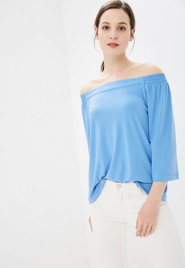 Купить Блуза Ruxara, MP002XW18WUY, голубой, Весна-лето 2018