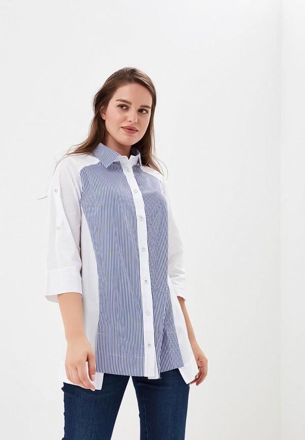 Купить Рубашка Berkline, mp002xw18wxs, белый, Весна-лето 2018