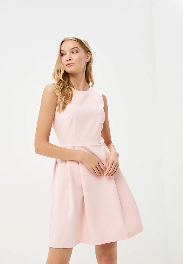 Купить Платье Froggi, MP002XW18WZ5, розовый, Весна-лето 2018