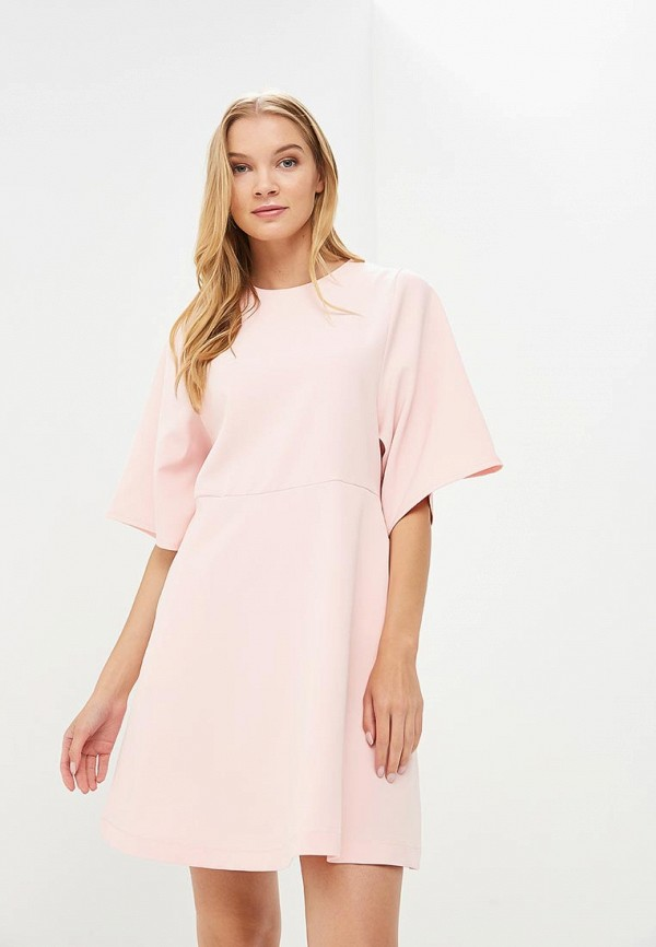 Платье Froggi, mp002xw18wz8, розовый, Весна-лето 2018  - купить со скидкой