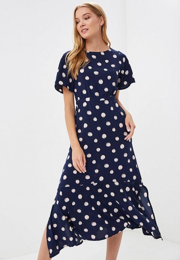 Купить Платье Froggi, mp002xw18wzt, синий, Весна-лето 2018