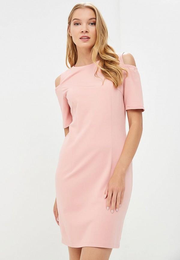 Купить Платье Froggi, mp002xw18x01, розовый, Весна-лето 2018