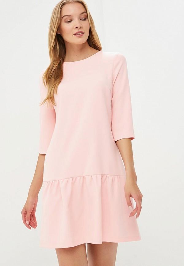 Купить Платье Froggi, mp002xw18x0b, розовый, Весна-лето 2018