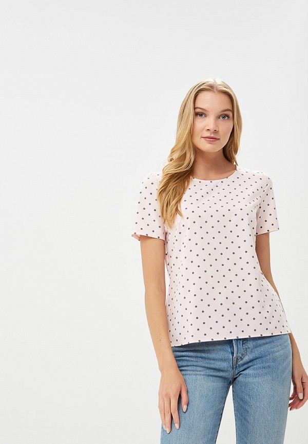 Купить Блуза Froggi, mp002xw18x12, розовый, Весна-лето 2018