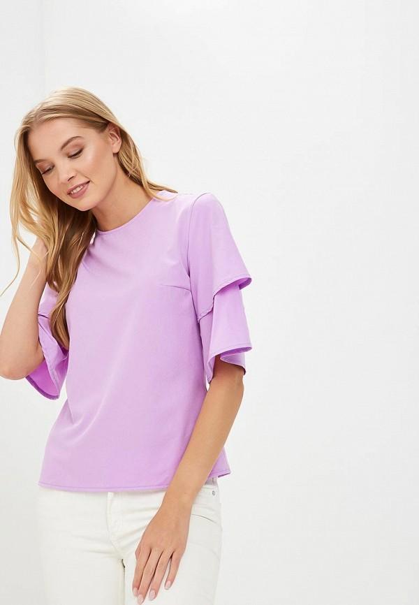 Купить Блуза Froggi, mp002xw18x1a, фиолетовый, Весна-лето 2018