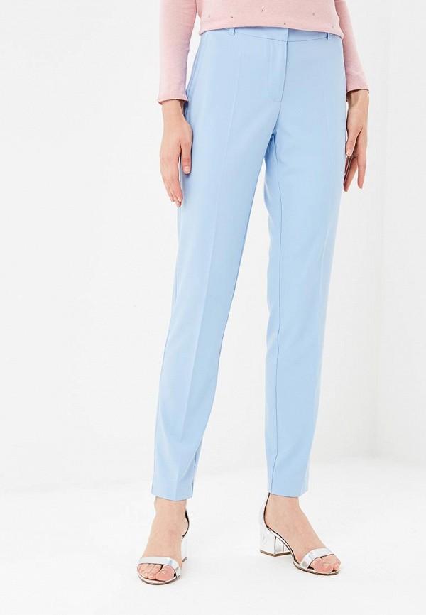 женские повседневные брюки astravita, голубые