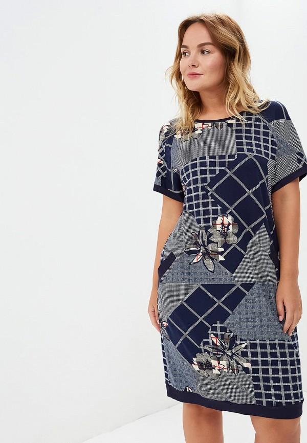 Купить Платье домашнее Griol, MP002XW18Y2C, синий, Весна-лето 2018