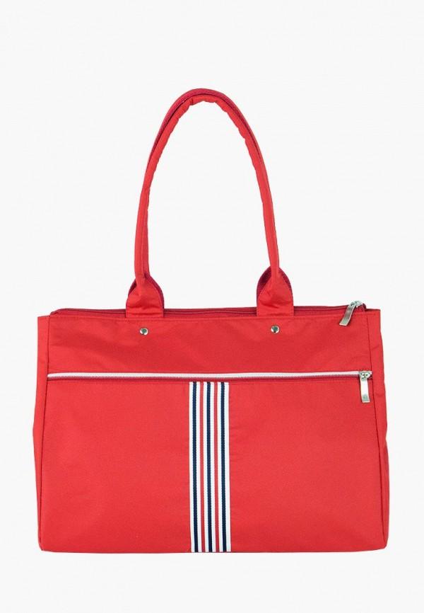 женская сумка episode, красная