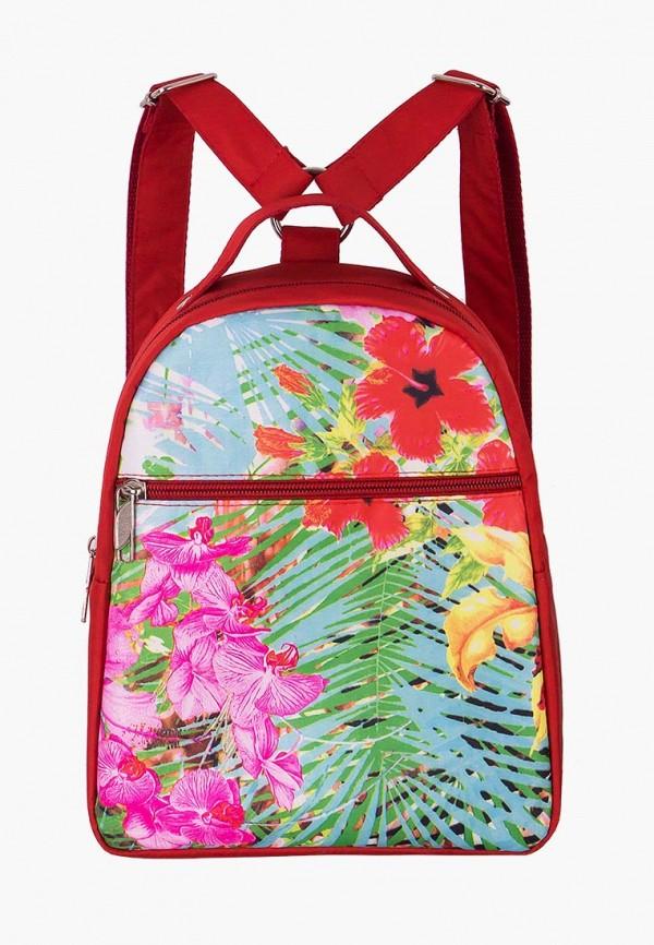 женский рюкзак episode, красный